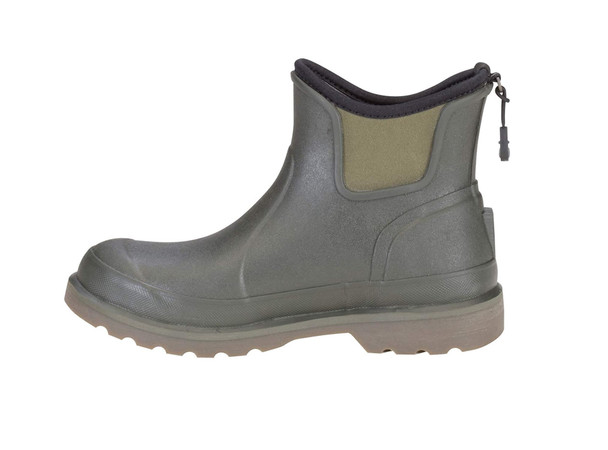 DRYSHOD Womens Sod Buster Moss/Grey Ankle Boot (SDB-WA-MS)