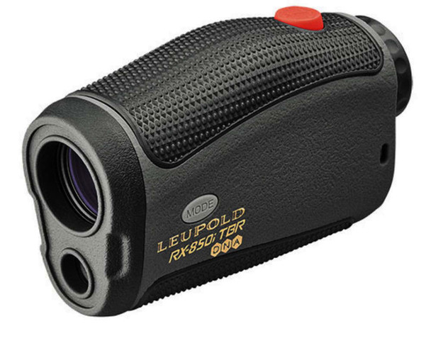 LEUPOLD RX-850i TBR DNA 3 Selectable Reticles Black and Gray Laser Rangefinder (120465)