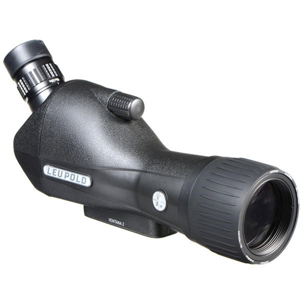 LEUPOLD SX-1 Ventana 2 15-45x60mm Angled Gray and Black Spotting Scope (170757)
