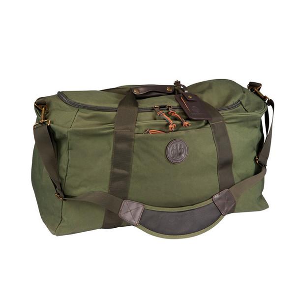 BERETTA Green Waxwear Duffle Bag (BS130020610076)