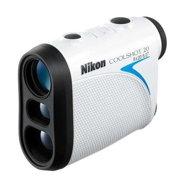 NIKON CoolShot 20 6x20 Golf Laser Rangefinder Refurbished (16200B)