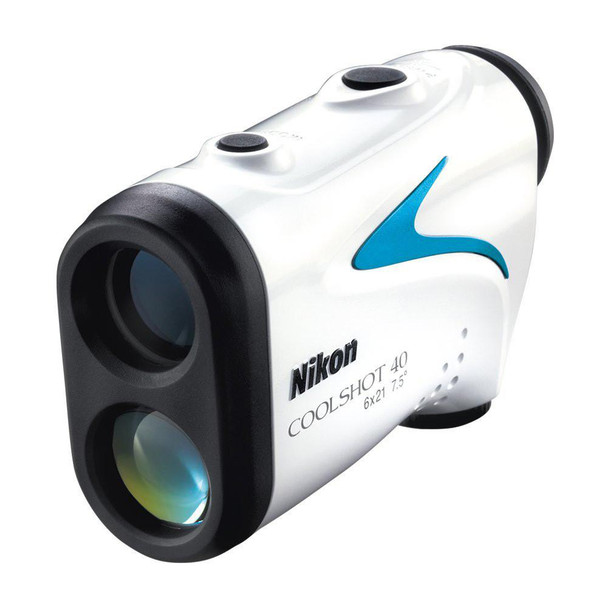 NIKON CoolShot 40 6x21 Golf Laser Rangefinder Refurbished (16201B)