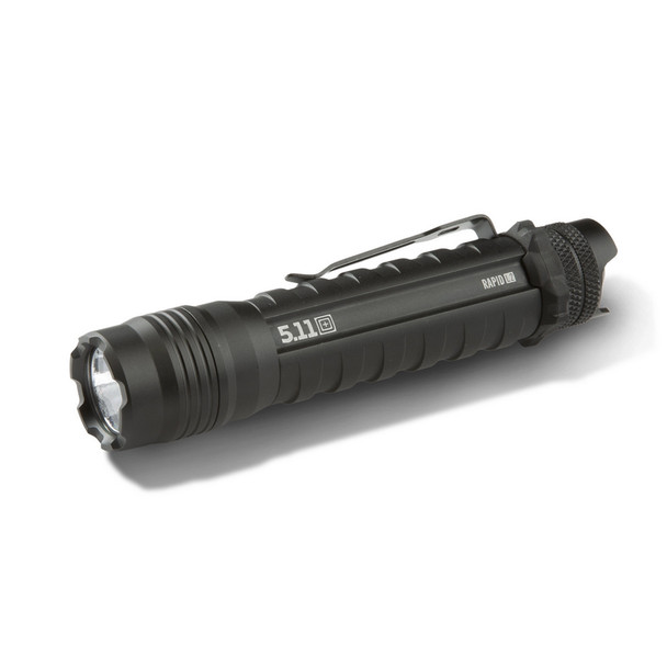 5.11 TACTICAL Rapid L2 Black Flashlight (53391-019)