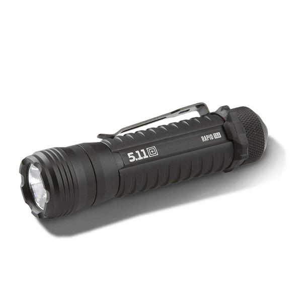 5.11 TACTICAL Rapid 1AA Black Flashlight (53393-019)