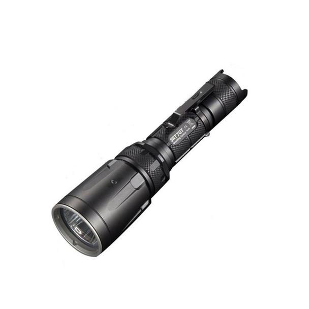 NITECORE SmartRing Tactical SRT7GT 1000 Lumen Red/Green/Blue/UV Flashlight (FL-NITE-SRT7GT-BK)