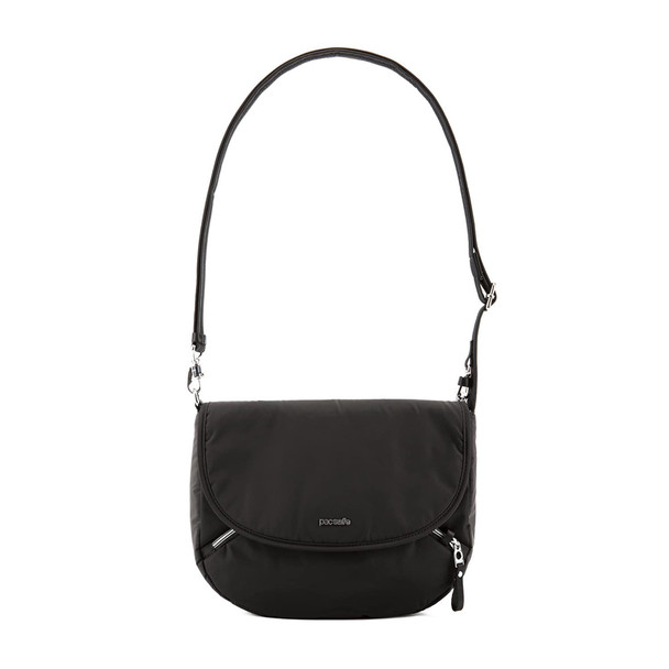PACSAFE Anti-Theft Black Crossbody Bag (20600100)