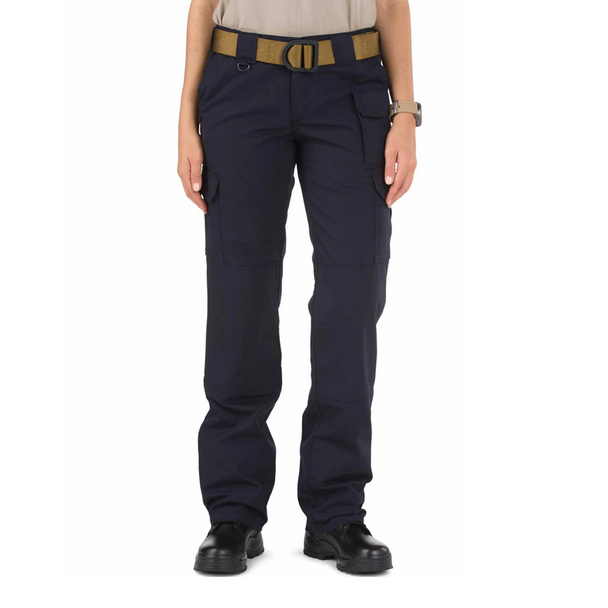 5.11 TACTICAL Womens Fire Navy Pant (5-64358-720-FIRE NAVY-6-R)