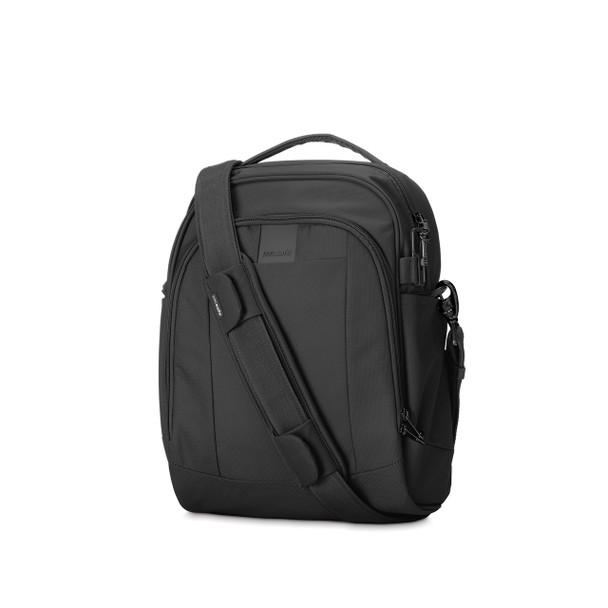 PACSAFE Metrosafe LS250 Anti-Theft Black Shoulder Bag (30425100)