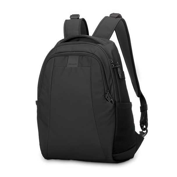 PACSAFE Metrosafe LS350 Anti-Theft 17L Black Backpack (30430100)