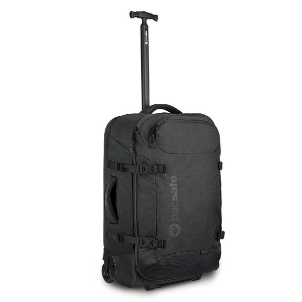 PACSAFE Toursafe AT29 Anti-Theft 29in Black Wheeled Duffel Bag (50140100)