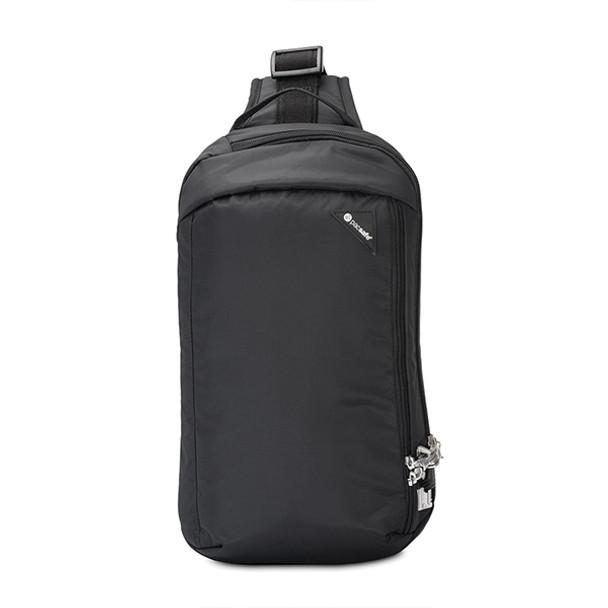 PACSAFE Vibe 325 Anti-Theft Black Cross Body Pack (60221100)