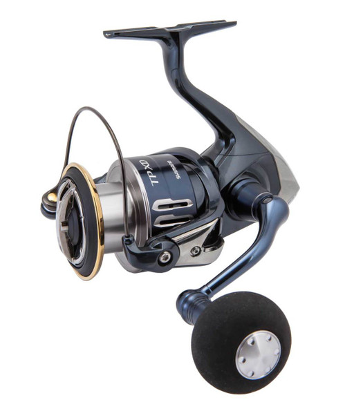 SHIMANO Twin Power XD 4000 Spinning Reel (TPXD4000XG)