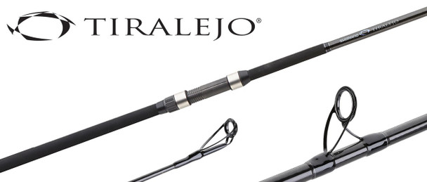SHIMANO Tiralejo 12ft Med Heavy Surf Spinning Rod (TRS120MHA)
