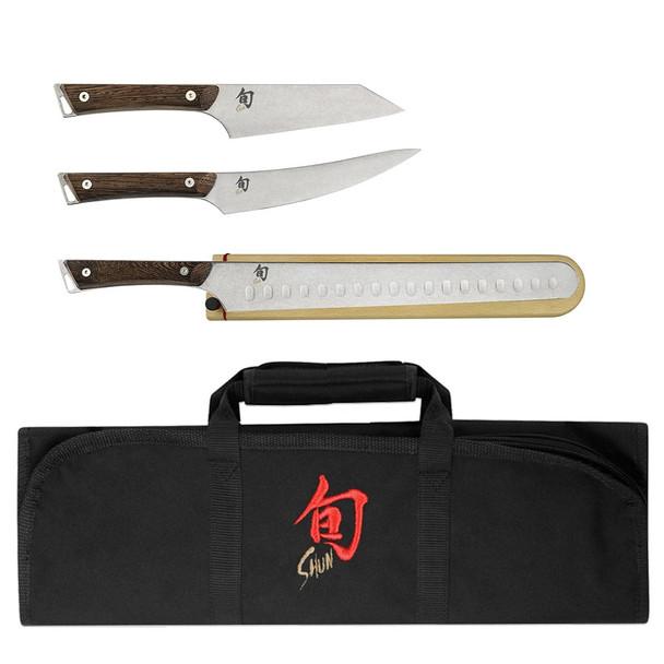 SHUN Kanso BBQ Set (SWTS0450)