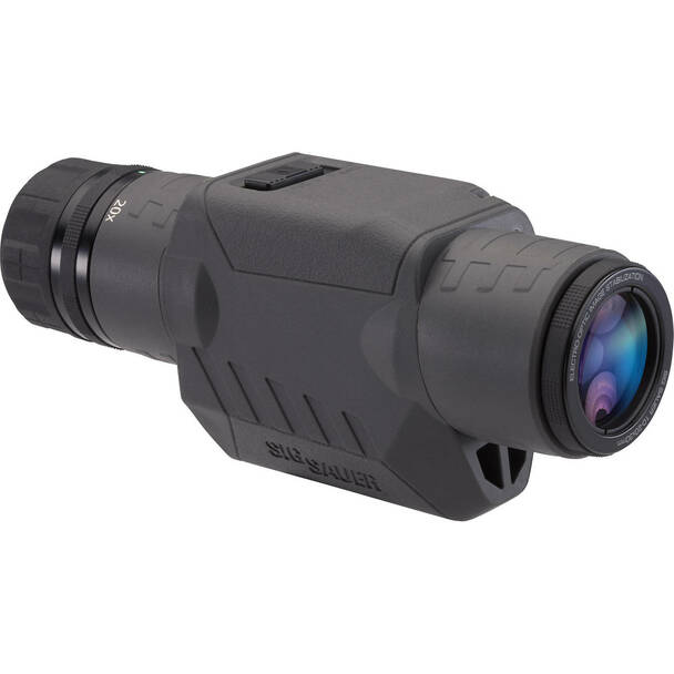 SIG SAUER OSCAR3 Compact 10-20x30mm Spotting Scope (SOV31001)