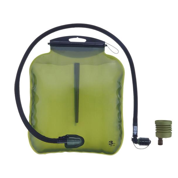 SOURCE Ilps 3L Low Profile with Uta Black Hydration Reservoir System (45045901V2)
