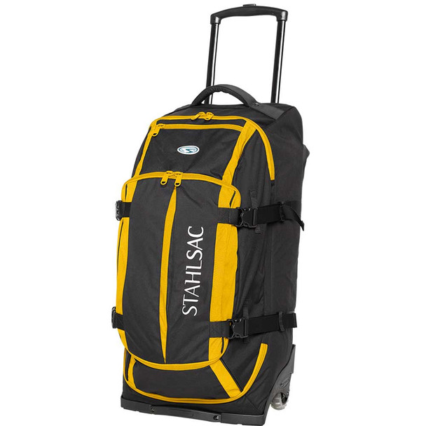 STAHLSAC Curacao Black/Yellow Clipper Bag (888903-BLK/YEL)