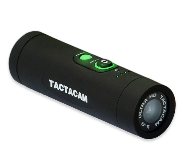TACTACAM 5.0 Bow Package Flat Black Mounted Camera (TA-5-BOW)