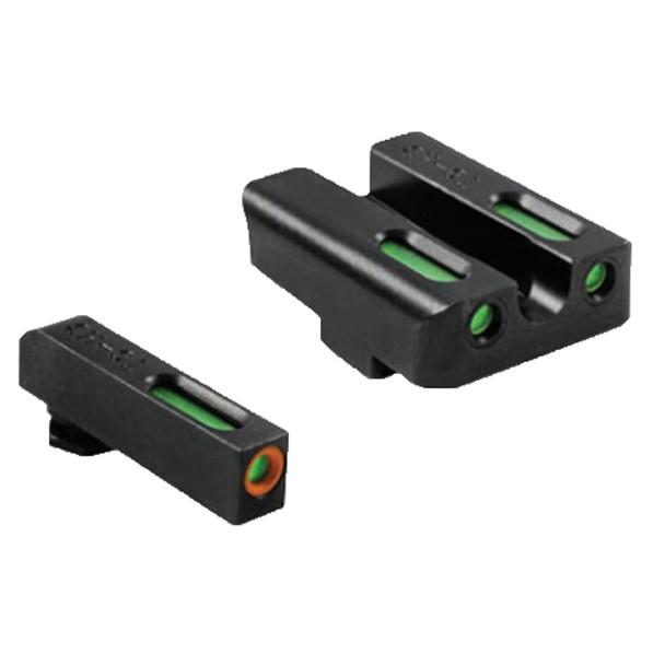 TRUGLO TFX Orange Walther PPS Handgun Sights (TG13WA2PC)