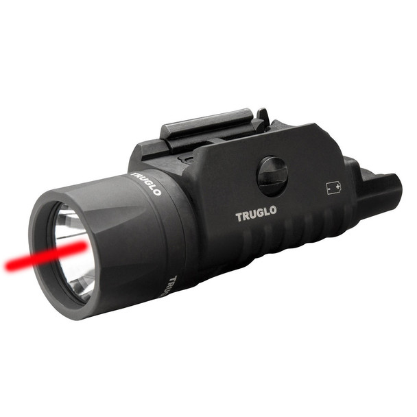 TRUGLO Trupoint Red Laser Light Combo (TG7650R)
