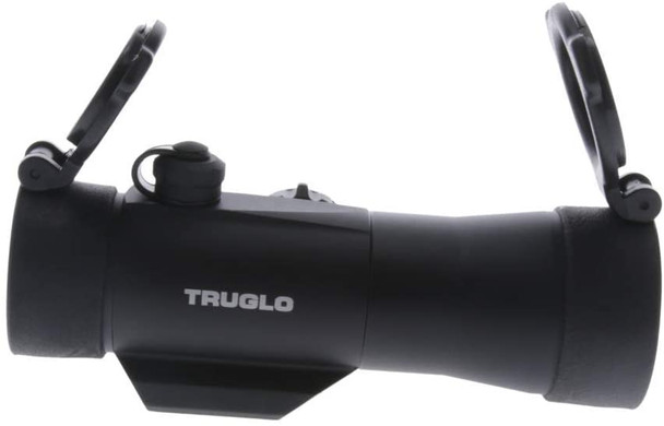 TRUGLO Traditional 2.5 MOA 2x42mm Black Red Dot Scope (TG8030B2)