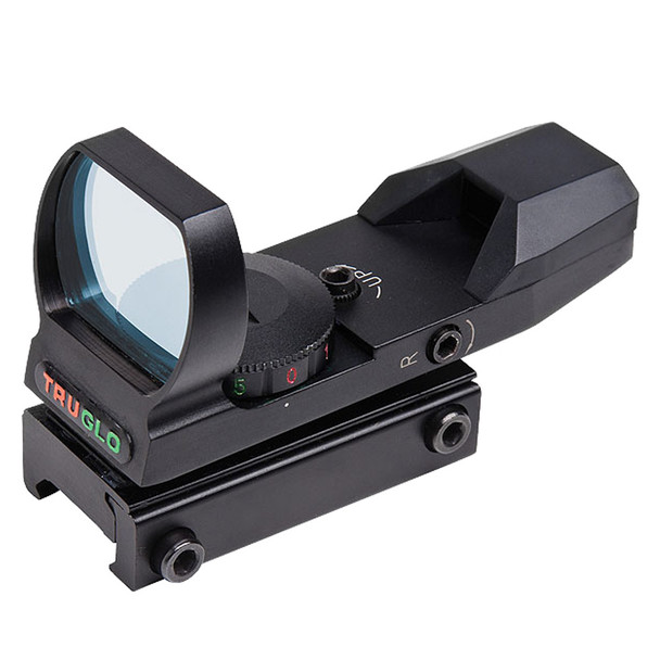 TRUGLO Dual Color 5 MOA Open Red Dot Sight (TG8370B)
