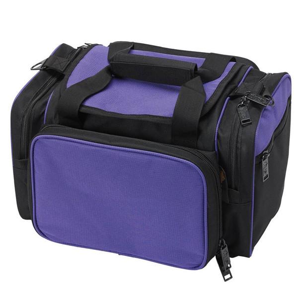 US PEACEKEEPER Purple/Black Small Range Bag (P22204)