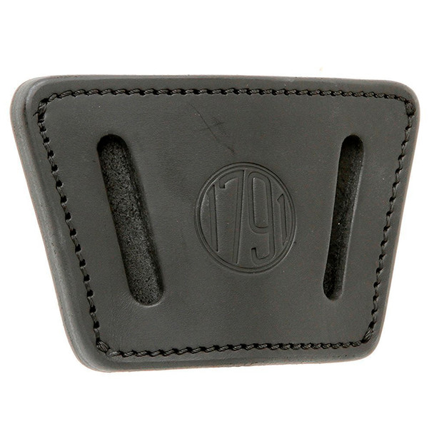 1791 GUNLEATHER UIW Max Stealth Black Holster (UIW-X-SBL-A)