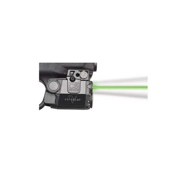 VIRIDIAN C5L Green Laser for Glock with TacLoc Holster (C5L-PACK-C1)