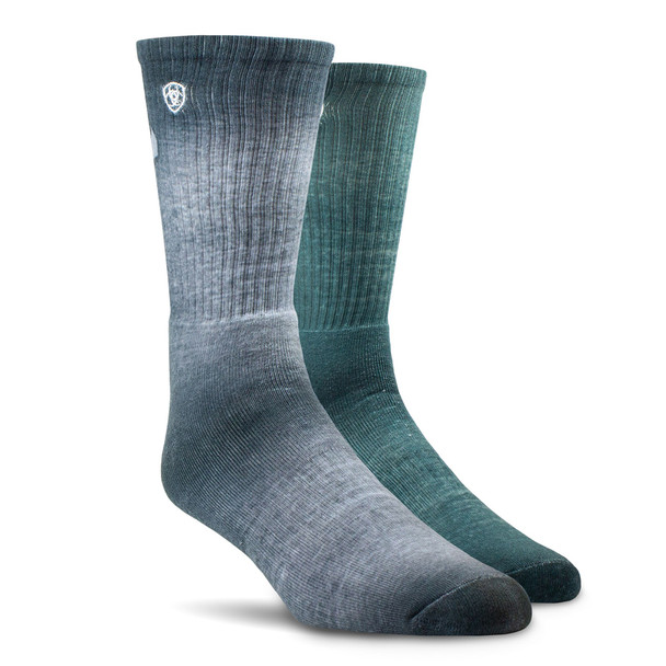 Gray/Green