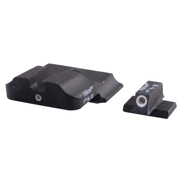 WARREN TACTICAL SERIES Warren Tactical S&W M&P Pro/L Series 2 Lamp System Black Night Sight Set (S&W-M&P-PROLS-WTL-11)