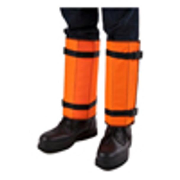 CRACKSHOT Fang Busterz Blaze Orange Gaiter (R-5502-par)