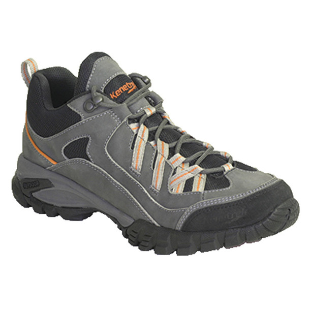 KENETREK Bridger Ridge Low Gray Boots (KE-72-L-GY)