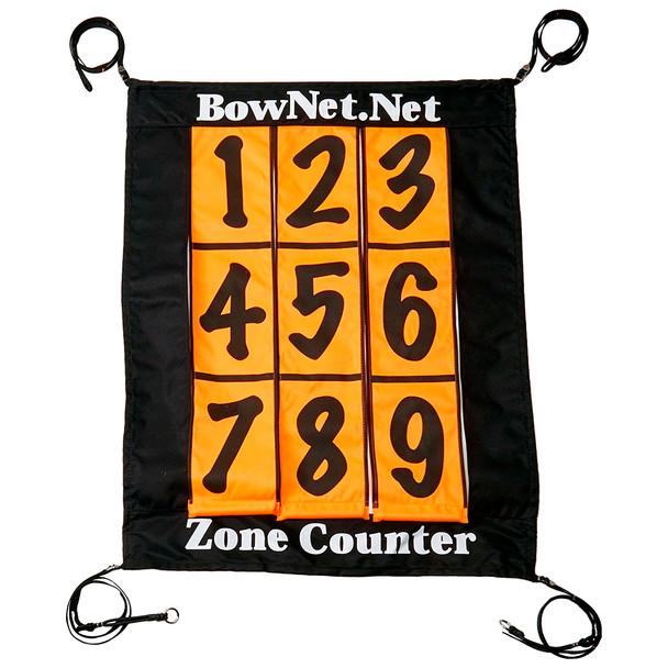 "BOWNET 18"" x 26"" Zone Counter Target Attachment (BowZoneCounter)"