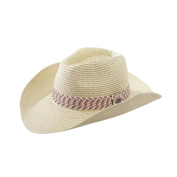 OUTDOOR RESEARCH Girls Cira Cowboy Straw Hat (250208-0855)