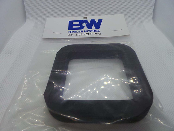 B&W Tow & Stow 2.5in Silencer Pad (TS35025)