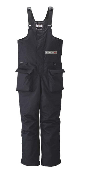STRIKER ICE Trekker Black Bib (21300)