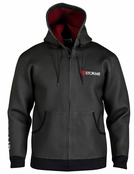 STORMR Swell Black Hoodie (R515MF-01)
