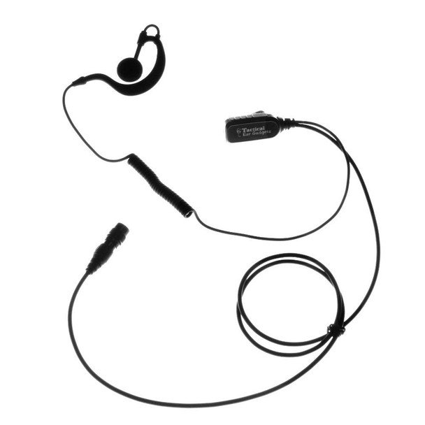 EAR PHONE CONNECTION Falcon Lapel Micorphone without Quick Release Adapter (EP305QR)