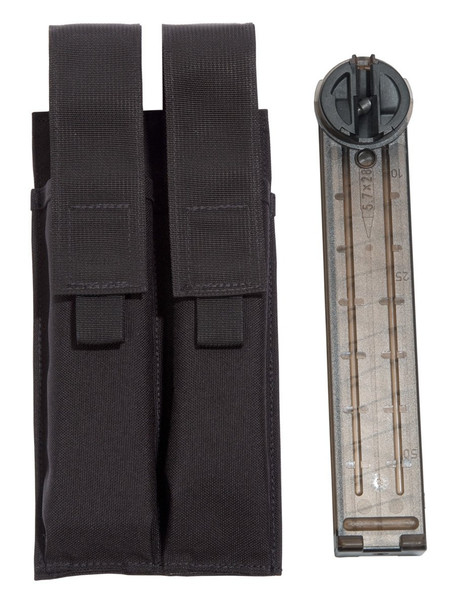 ELITE SURVIVAL SYSTEMS FN P90/PS90 Black Magazine Pouch (BEP90-B)