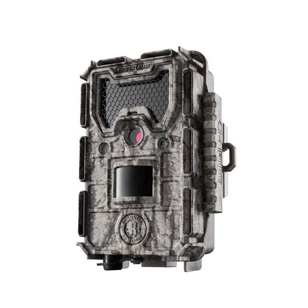 BUSHNELL Trophy Cam HD Aggressor 24MP No Glow Camo Trail Camera (119877C)