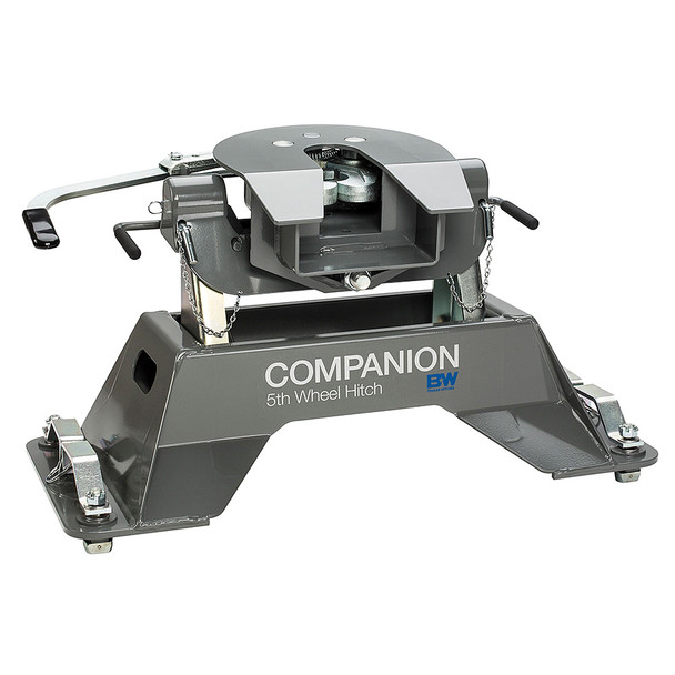 B&W Companion Ford Puck System Fifth Wheel Hitch (RVK3300)