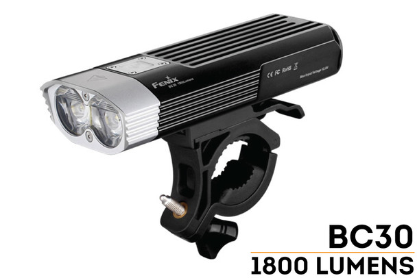 FENIX BC30 1800 Lumens LED Bike Light (FX-BC30)