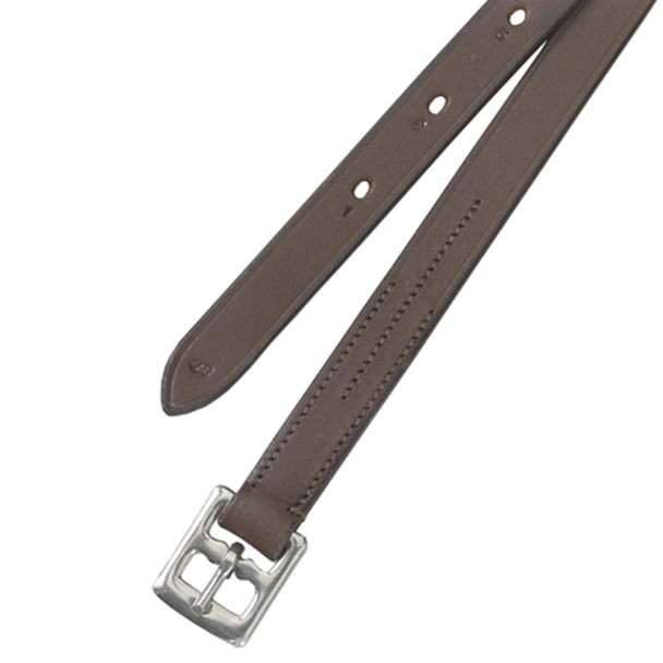 CAMELOT Children Stirrup Leathers (464250BRN-3448)