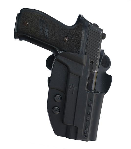 COMP-TAC Paddle OWB Glock 19/23/32 Gen 1-4 RSC Holster (C212GL051RBKS)