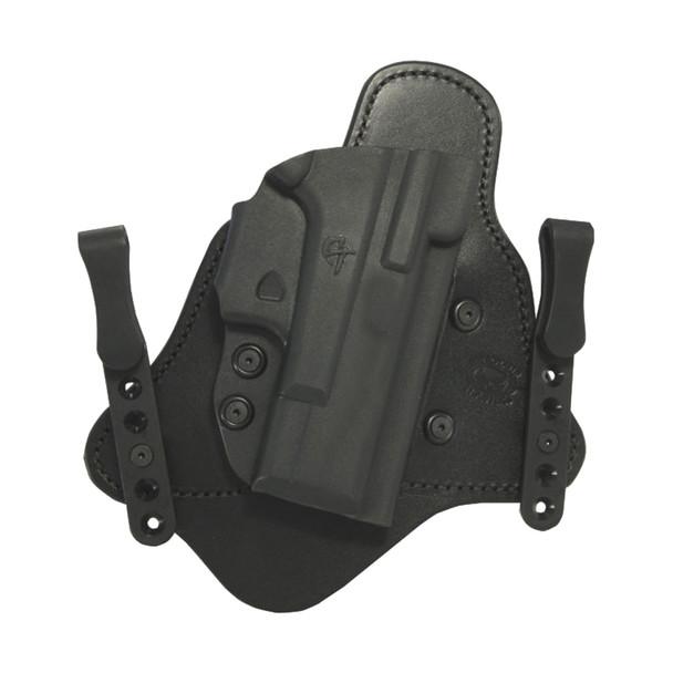 COMP-TAC MTAC IWB Hybrid Glock 17/22/31 Gen 1/2/3/4 RSC Black Holster (C225GL043RBSN)