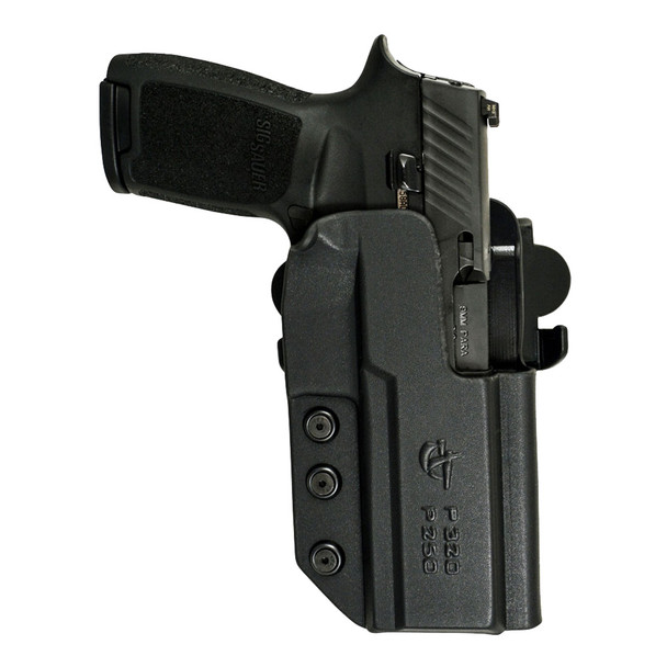 COMP-TAC International OWB Modular Mount Sig P320/250 Full Size RSC Holster (C241SS185RBKN)
