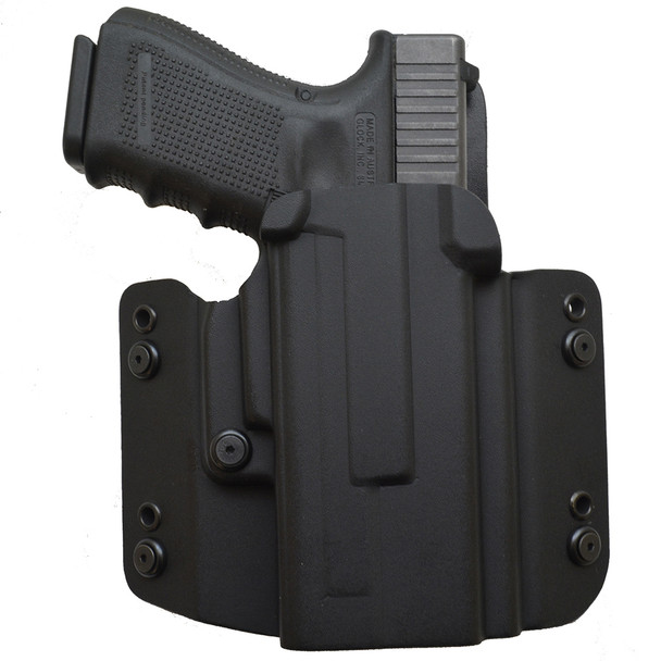 COMP-TAC L Line for Guns with Lights/Lasers Modular Glock 19/23/17/22 Holster (C61703000RBKN)