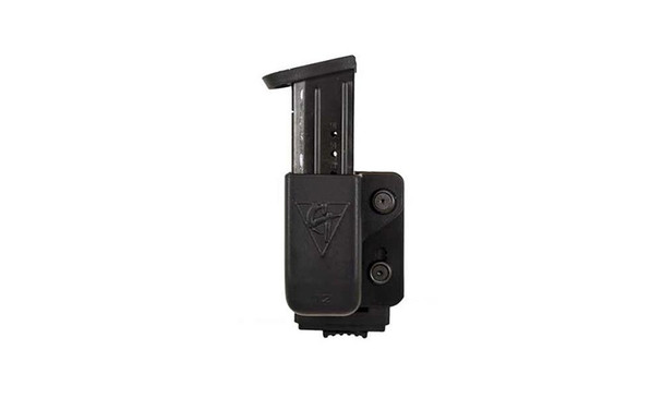 COMP-TAC Single OWB PLM Size11 Beretta 92/96/M9 and Sig P226 9/40 Magazine Pouch (C62211000LBKN)