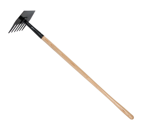 COUNCIL TOOL 48in Wooden Handle McLeod Tool (MT48-FSS)